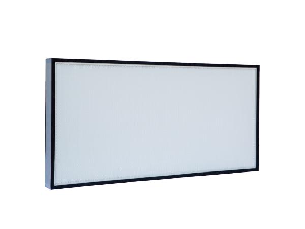 无隔板式标准型高效空气过滤器
