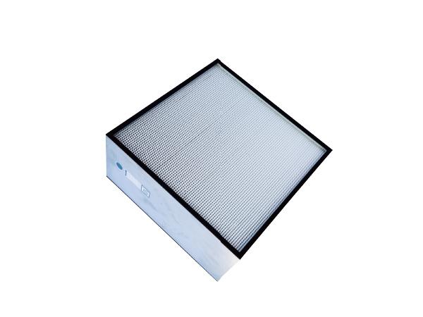 铝(纸)隔板高效空气过滤器