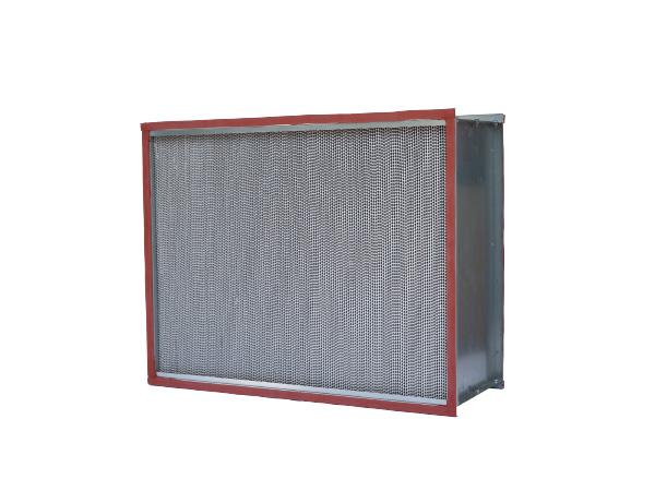 耐高温高效空气过滤器